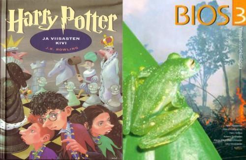 Lukutekniikka haltuun – Harry Potter ja 5 tehokasta tapaa parantaa lukutekniikkaasi